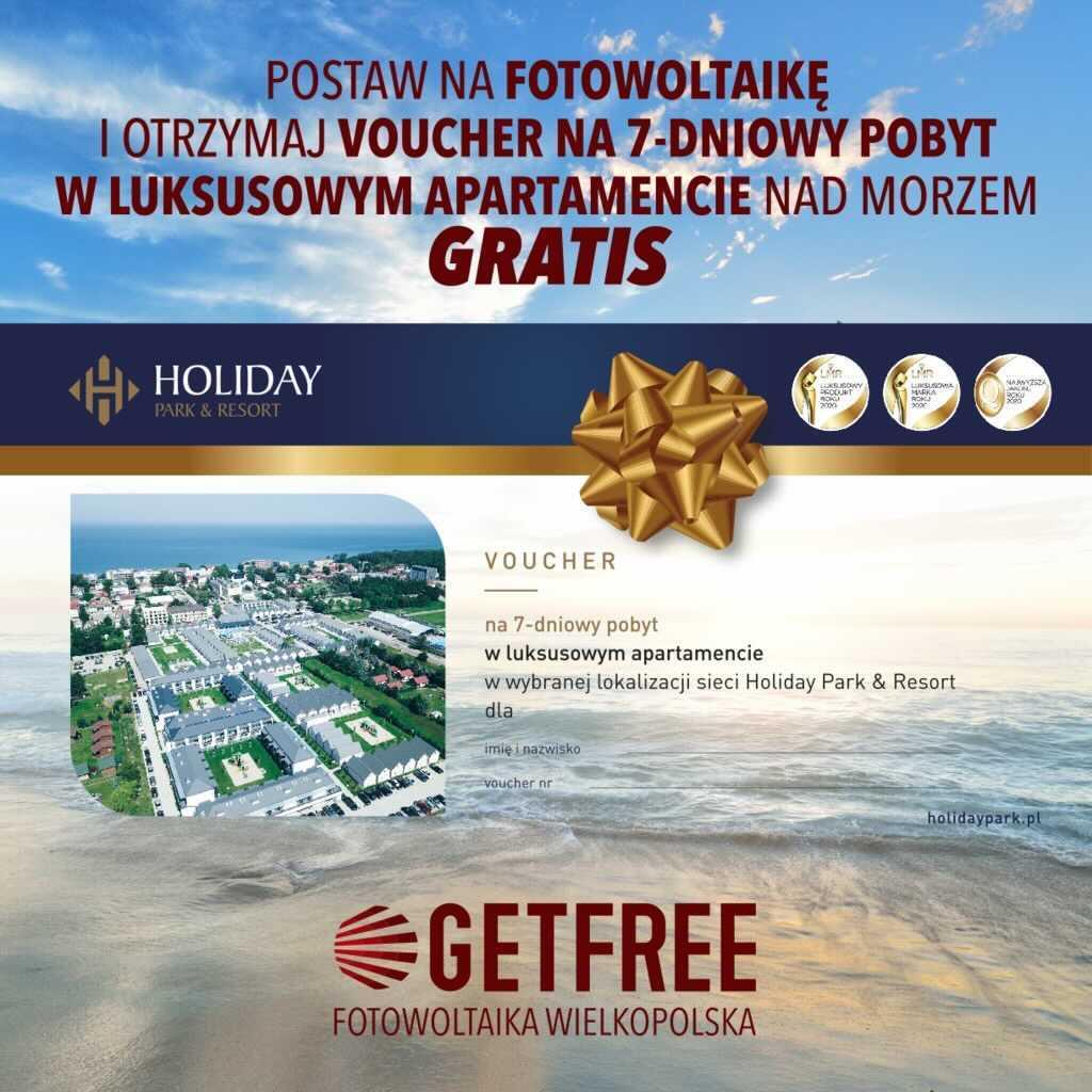 Przedłuż wakacje z Get Free